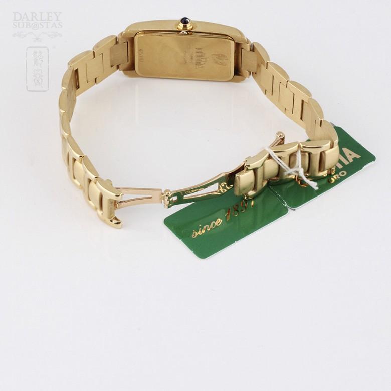 Dogma Ladies Watch 18k Gold 415707 3814 - 3