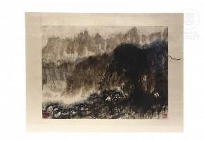Fang Zhaolin (1914-2006)
