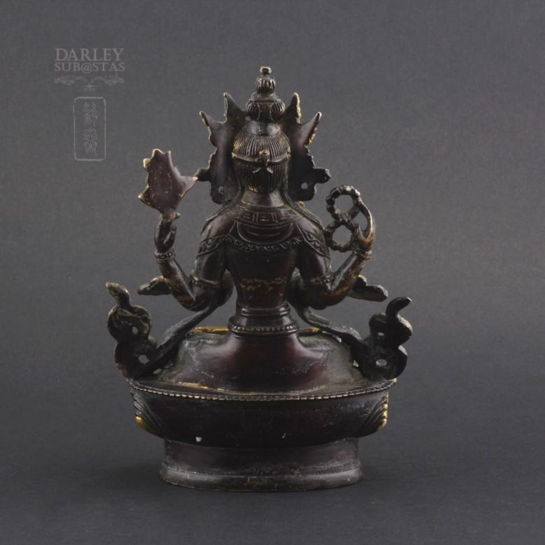 Buda de Bronce - 3
