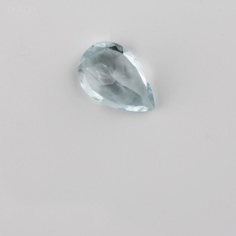 Aguamarina 2.00cts  color azul