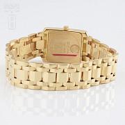 Precioso Reloj Cyma oro y Diamantes - 2