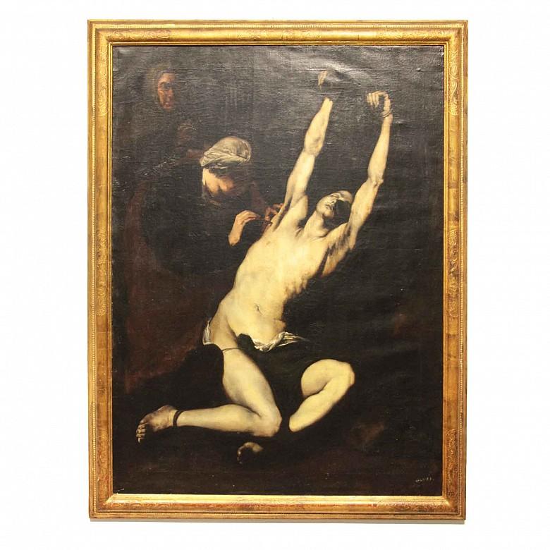Según José de Ribera (1591-1652)