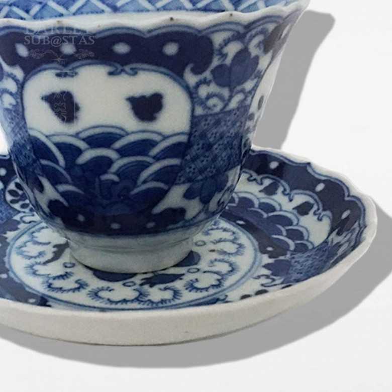 Chinese Cup and Plate XVIII-XIX - 1