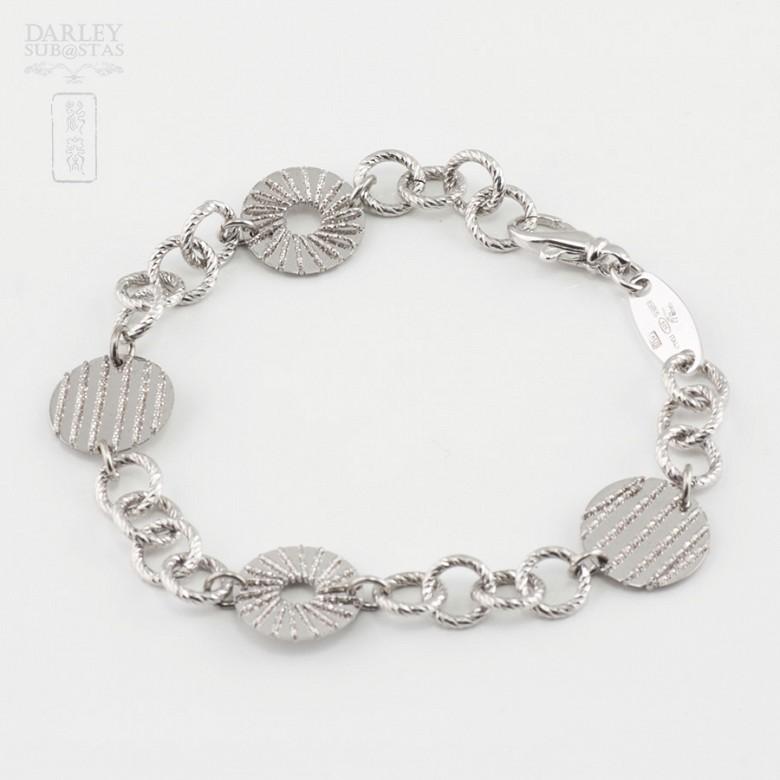 Sterling silver bracelet, 925m / m
