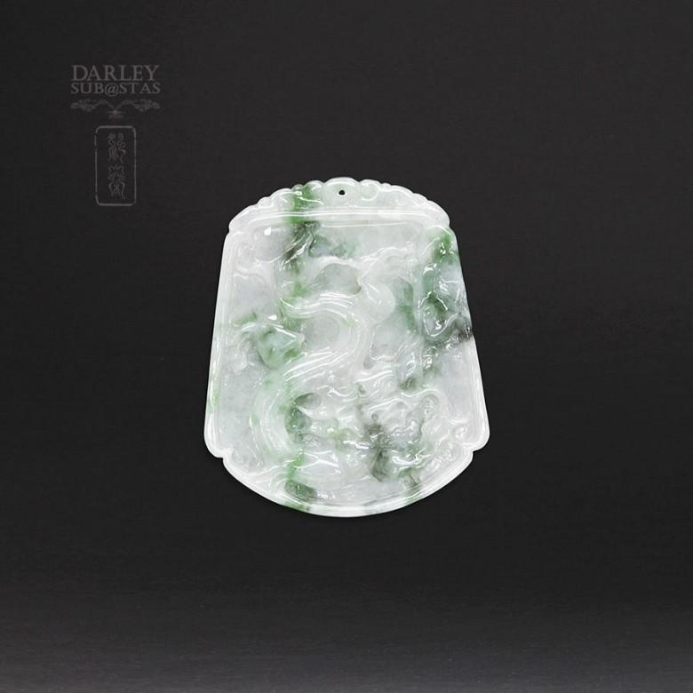 Pendant Natural jadeite