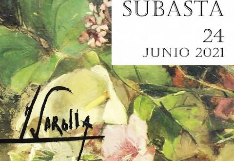 SUBASTA PRESENCIAL 24 JUNIO   -   2ª SESIÓN