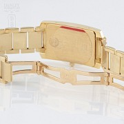 Gold Swiss Watch Cyma - 3