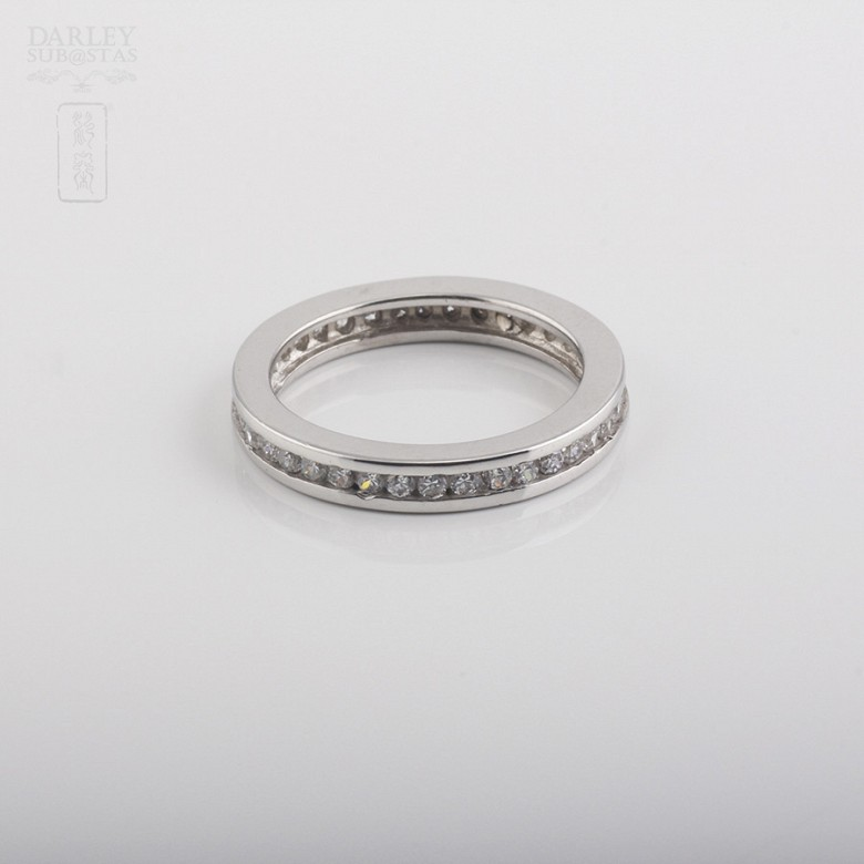 Ring in sterling silver, 925m / m - 2