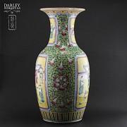 十九世紀 中國花瓶 - 2