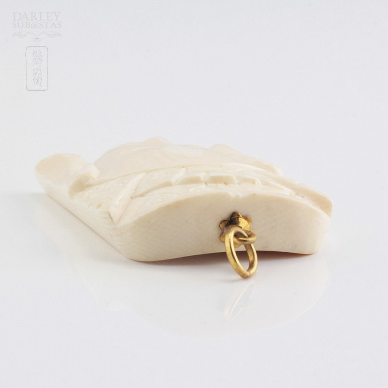 Pendant of  Ivory - 2