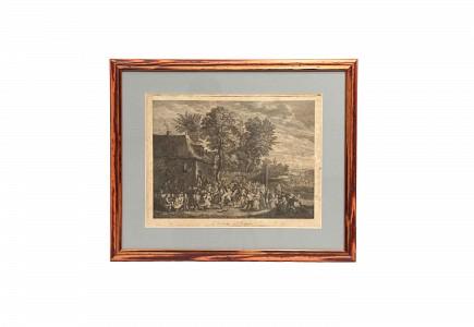 Según David Teniers (1610-1690)