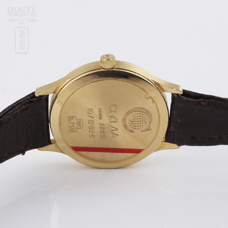Cyma Gold Watch Lady (new) - 3