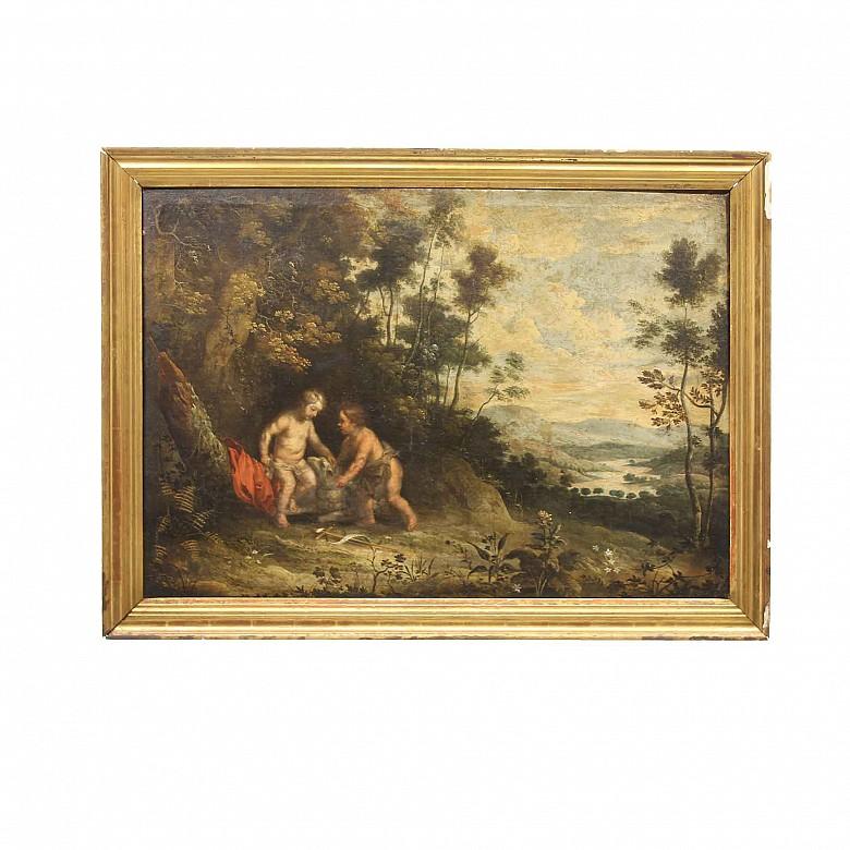 Jan Van Kessel el Viejo (Atrib.) (1626-1679)