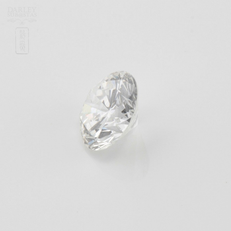 natural diamond, brilliant-cut, weight 1.51cts, - 4