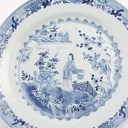 18th Century plate Company of Indies - 1