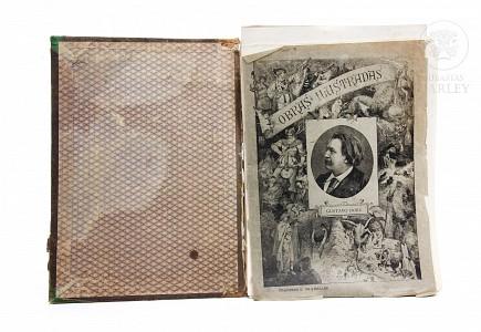 Obras ilustradas de Gustav Doré, incompleto.