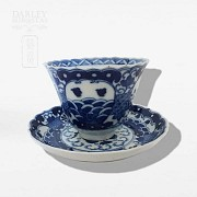 Chinese Cup and Plate XVIII-XIX
