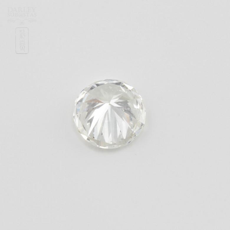 1.11克拉天然钻石,明亮式切割 - 3