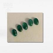 Cinco esmeraldas Brasileñas - 2