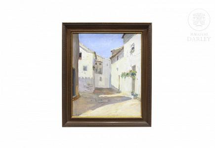"""Miquel Vaquer (1910-1988) """"Altura"""""""
