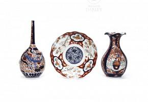 Lot of Japanese porcelain, 20th century