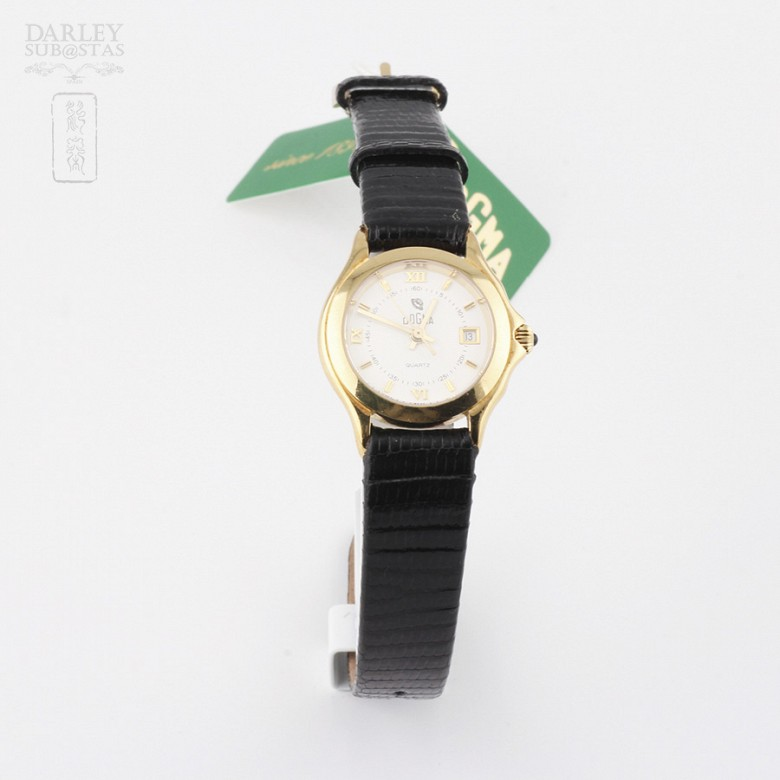 Reloj Señora Dogma mod 517 oro
