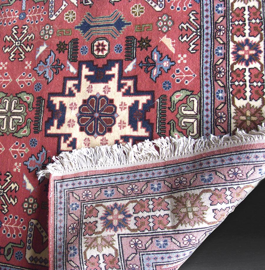 Alfombra persa de kashmar for Restauracion alfombras persas